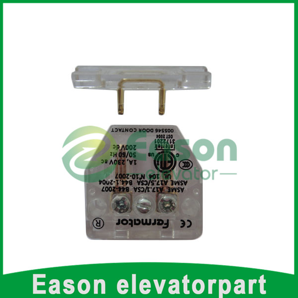 Fermator elevator parts ,KCE4000.00000 Electrical contact assembly 40mm