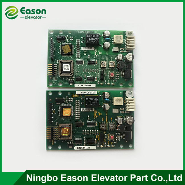 Schindler elevator board,elevator electric panel ,LONCUBE 1.Q ID.NR:594438